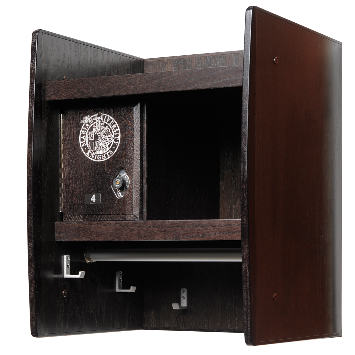 Wall Mount Wood Lockers